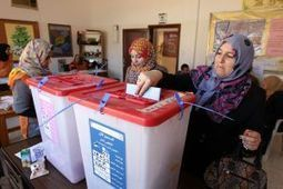 Libyans vote for constitution body amid bombs, tensions - GlobalPost | Saif al Islam | Scoop.it