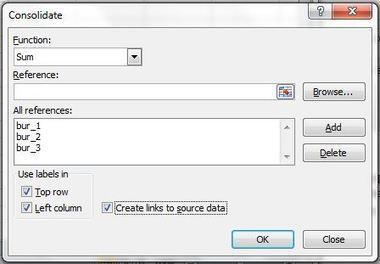 Excel: Consolidez vos données (2 de 3) | MSExcel | Scoop.it