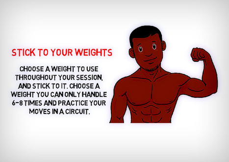 Stick to your Weights | Quotes Abouth Health | Scoop.it