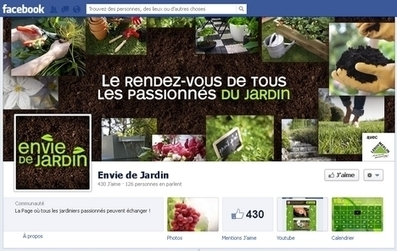 "Tendance : Leroy Merlin lance ""Envie de Jardin"" sur Facebook 