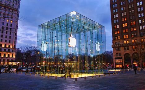 Tiendas de Apple: ¿por qué tienen tanto éxito? 4 razones   Revista PyM   Marketing en el punto de venta   Scoop.it