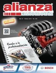 Grandes personalidades en Expo Reparación Automotriz 2013 ... | Influencia de las técnicas o métodos extranjeros en la optimización de elementos automotrices en México actualmente. | Scoop.it