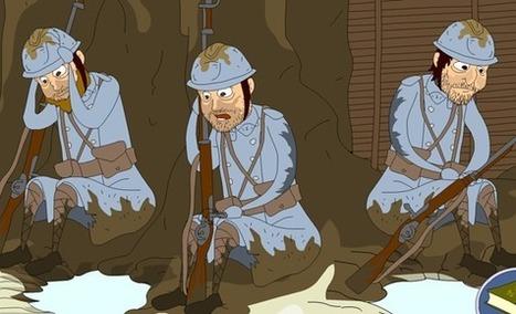 La Première Guerre mondiale expliquée aux enfants - 1jour1actu.com - L'actualité à hauteur d'enfants ! | Centenaire de la Première Guerre Mondiale | Scoop.it