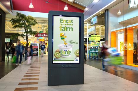 Le digital au service de l'expérience client | Réinventer la communication des centres commerciaux | Scoop.it