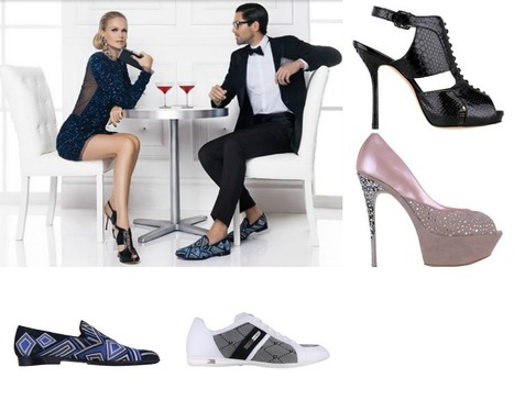 Roberto Botticellli Shoes SS2013 | womens hair styling | Scoop.it