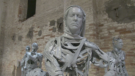 Venice Biennale: 'An encyclopedic palace of the world' - video | Art Installations, Sculpture, Contemporary Art | Scoop.it