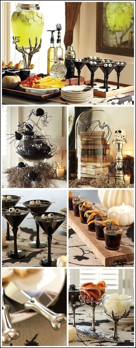 Spooky Ideas for Decor for October 31st | Home Essentials | Scoop.it