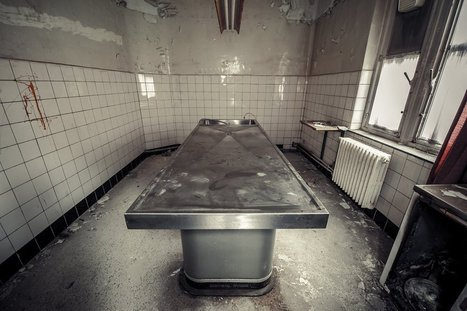 I luoghi abbandonati sono meravigliosi. Fate un giro dentro chiese, ospedali e industrie in rovina | A Geography Scrapbook | Scoop.it