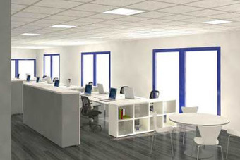 Grab 100 sq. ft. Office Space by Airwil Intellicity | Airwil Intellicity | Scoop.it