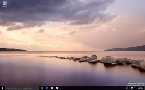 Windows 10 : tout ce qu'il faut savoir   Trucs et astuces du net   Scoop.it