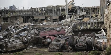 EN DIRECT. Etats-Unis : une violente tornade s'abat sur l'Oklahoma, 51 morts   Economie   Scoop.it