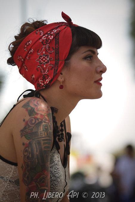 Rockabilly Girls Style Gallery 68 - By Libero Api | Rockabilly | Scoop.it
