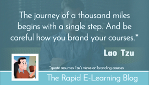How to Add Company Branding to Your E-Learning Courses | The Rapid E-Learning Blog | e-learning-ukr | Scoop.it