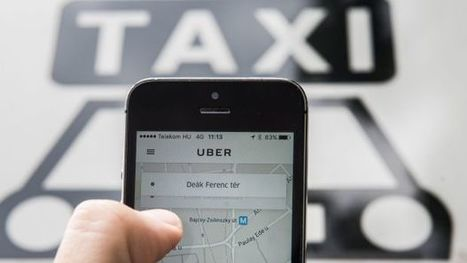 Uber's first-half losses reach at least $US1.27bn   12 Business Finance and Economics   Scoop.it