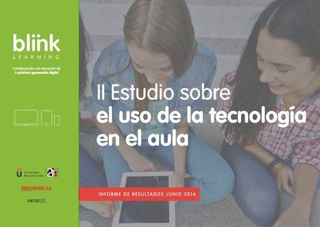 [PDF] Estudio sobre el uso de la tecnologia en el aula | Blogs educativos generalistas | Scoop.it