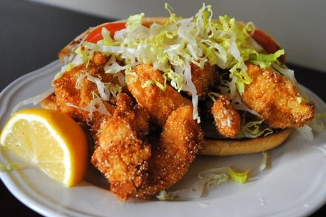 Po Boy Recipes: Amazing Versions Of New Orleans' Famous Sandwich (PHOTOS) - Huffington Post | Today's Menu: Food, Cocktails, Restaurants & Events | Scoop.it