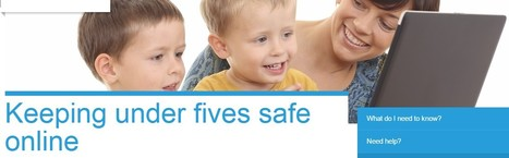 Keeping under fives safe online | Be  e-Safe | Scoop.it