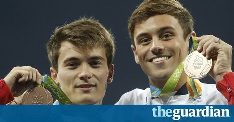 Where's Goodfellow? Press cut Daley's Olympic diving partner from reports | Language and Gender | Scoop.it