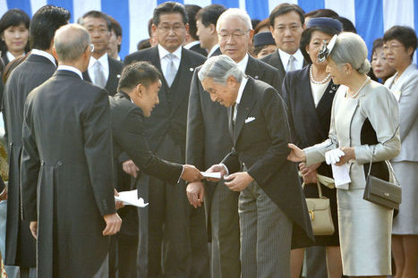 Japans parlementslid bruuskeert keizer met brief over Fukushima | Japan | Scoop.it