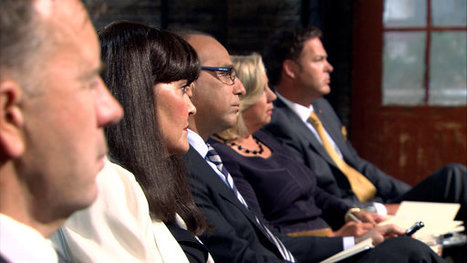 BBC - BBC Two Programmes - Dragons' Den | Dragons Den as learning tool | Scoop.it