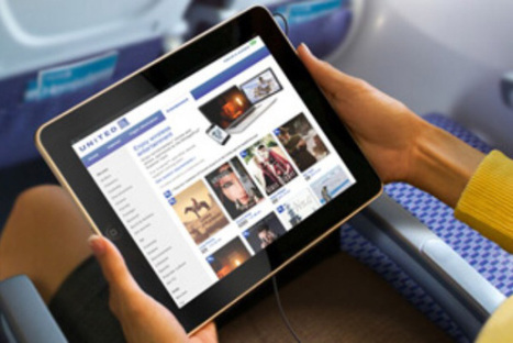 United's In-Flight Video Streaming: More Evidence That Apple Won the App Wars - TIME | mrpbps iDevices | Scoop.it