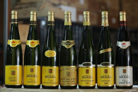 Of Hugel wines and  heavenly Asian matches | Vitabella Wine Daily Gossip | Scoop.it