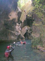 Mexico, Monterrey, Cañón de Matacanes | Canyoning | Scoop.it