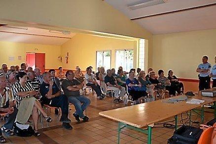 Une réunion d'information sur la sécurité organisée pour les seniors - L'indépendant.fr | Seniors | Scoop.it