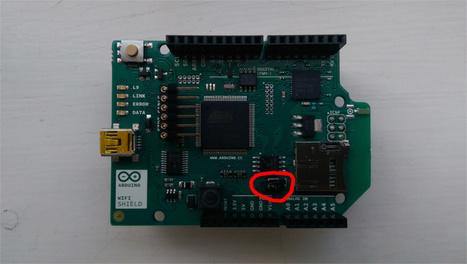Arduino: Upgrading the WiFi shield firmware   Open Source Hardware News   Scoop.it