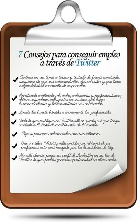 Cómo buscar empleo en Twitter | Oreste SocialMedia | Especialistas en Marketing Online | grafiprint | Scoop.it