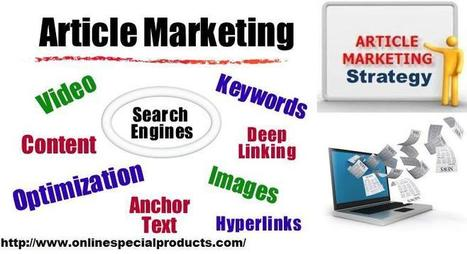 Article Marketing | TOP SEO Software | Scoop.it
