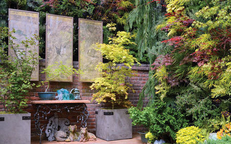 Designers transform San Francisco courtyard into oasis - Napa Valley Register | Home design | Scoop.it