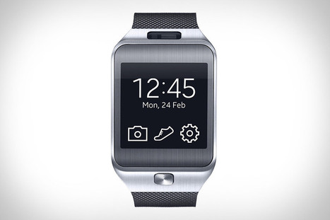 Samsung Gear 2 Smartwatch | Uncrate | Gear - Style - Tech | Scoop.it