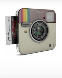 Socialmatic Camera Brings Instagram to Real Life « Branding Magazine   Ginga by SB   Scoop.it