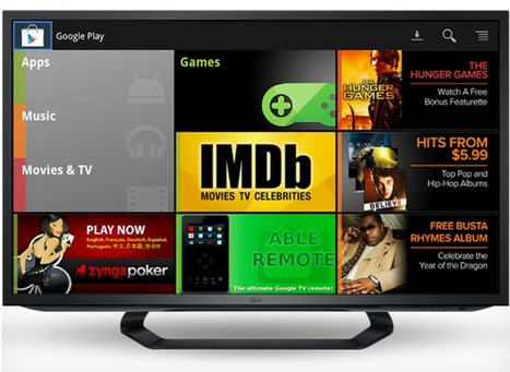 Google TV starts adding movie, music and TV purchases from Google Play | What's happening on the Digital Music Industry | Scoop.it
