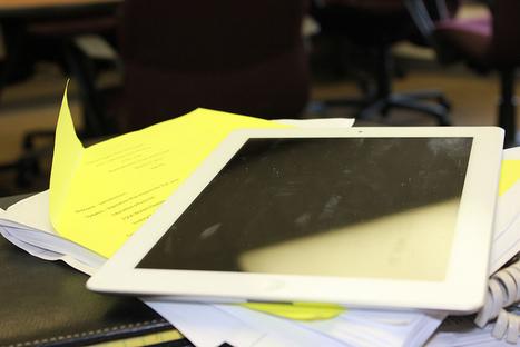 iPadLiteracy | iPads and English | Scoop.it