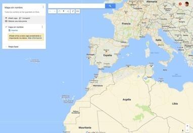 Sácale partido a Google Maps: 21 funciones para exprimirlo al máximo | Nuevas Geografías | Scoop.it