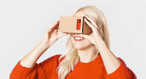 Cardboard  |  Google Developers | Augmented Reality & VR Tools and News | Scoop.it