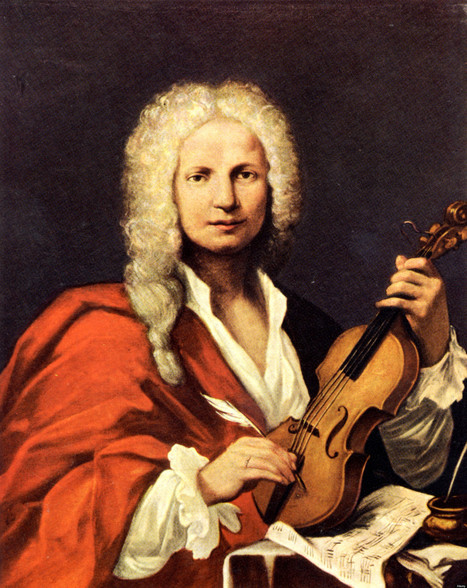 Happy Birthday, Antonio Vivaldi! | Politically Incorrect | Scoop.it