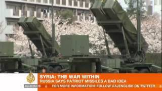 Russia against Turkey missile defencesystem | News from Syria | Might be News? | Scoop.it