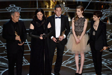 "Why ""Citizenfour"" Deserved Its Oscar - The New Yorker 