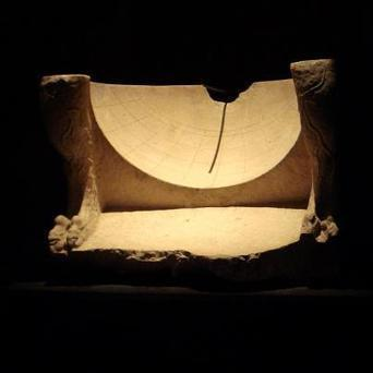 Greece: Old Sundial Found in Chalkidiki | archaeology | Scoop.it