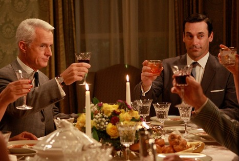 Mad Men Characters, Ranked by How Well They Handle Their Booze | Urban eating | Scoop.it
