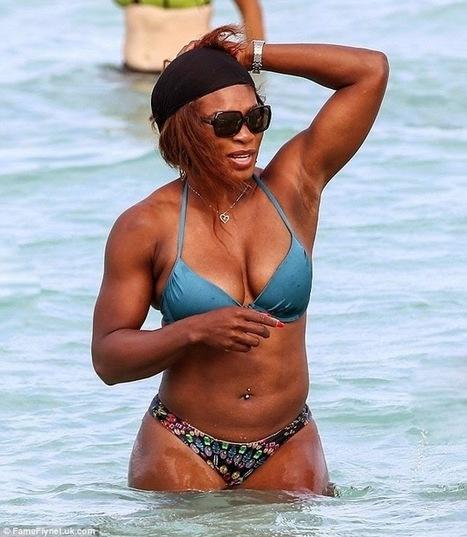 International female Tennis Superstar, Serena Williams flaunt Body in Bikini  Welcome to TheWorldNews   Entertainment and News   Scoop.it