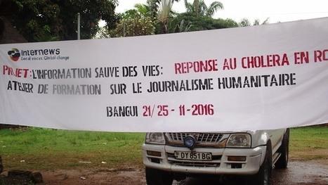 Centrafrique : Des professionnels de médias outillés sur le Journalisme Humanitaire - RJDH | Mediafrica | Scoop.it