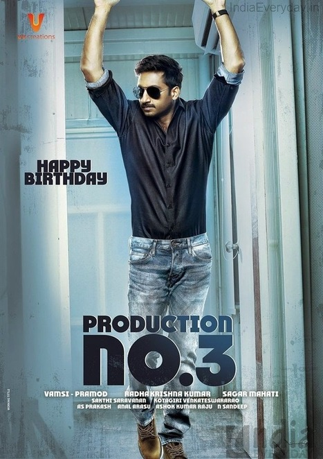 Gopichand new movie titled Loukyam for Production No 3 by UV Creations ? | Cinema News | Scoop.it
