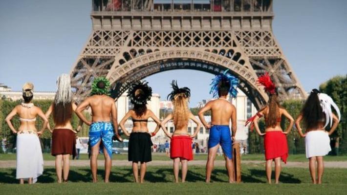 Heiva i Paris : une soirée de gala inoubliable | Polynésie 1ère | Kiosque du monde : A la une | Scoop.it