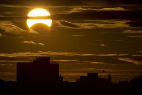The hybrid solar eclipse – in pictures | ciencia | Scoop.it