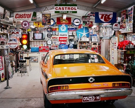 Photos of the Ultimate Man Caves | Photography News Journal | Scoop.it