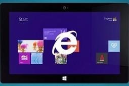 Une publicité toute en nostalgie pour Internet Explorer | La publicité dans les médias | Scoop.it